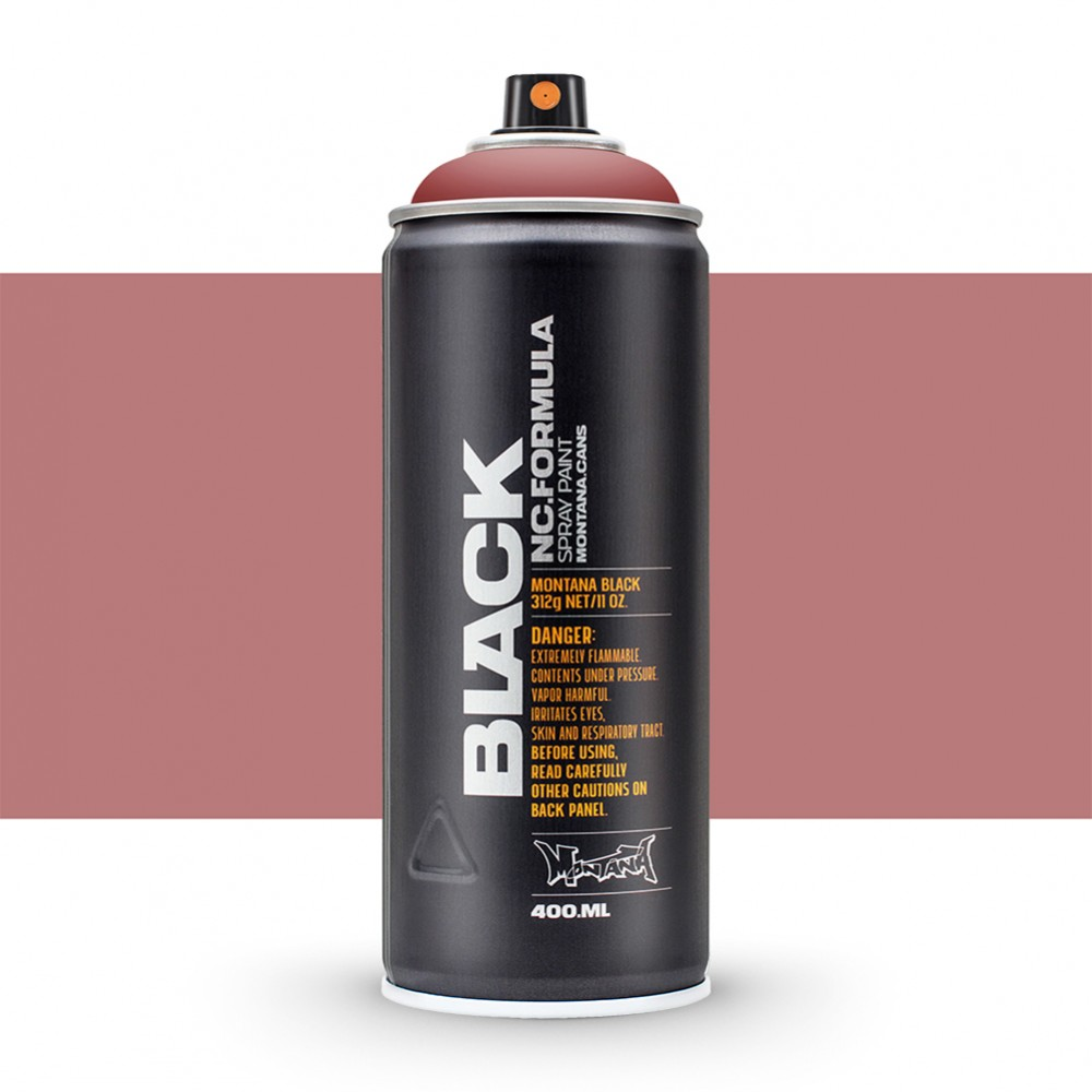 Montana : Black : 400ml : Rust : By Road Parcel Only