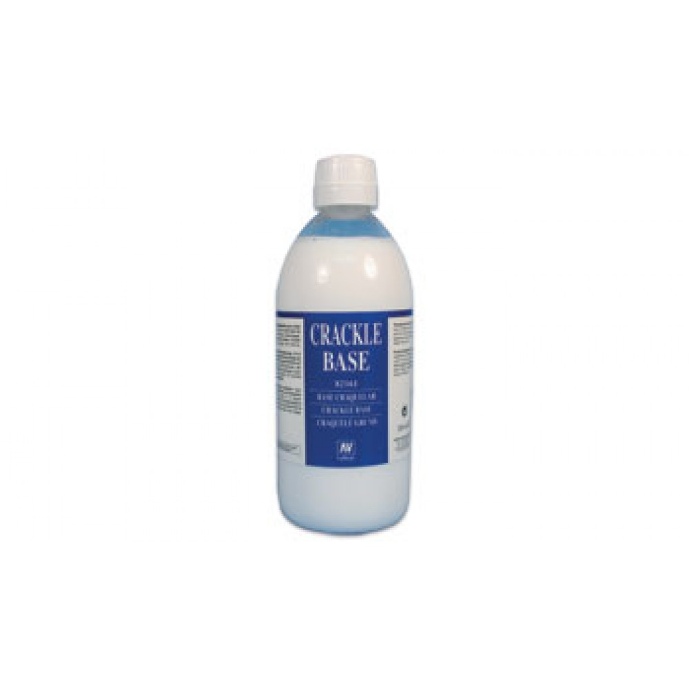 Vallejo : Acrylic Crackle Base Medium : 5000ml : Ship By Road Only