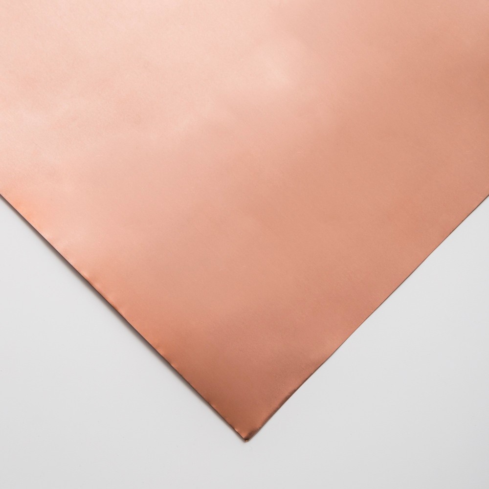 CWR : Pure Copper Foil Sheet : 10x15cm