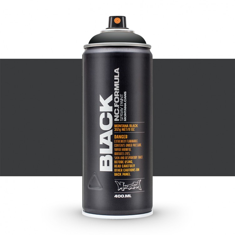 Montana : Black : 400ml : Black : By Road Parcel Only