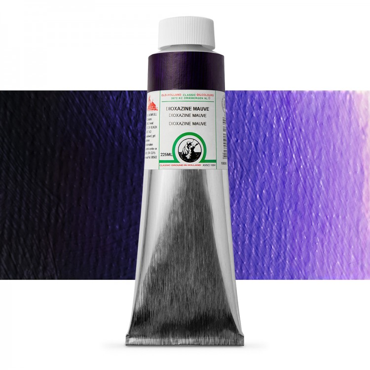 Old Holland : Classic Oil Paint : 225ml : Dioxazine Mauve