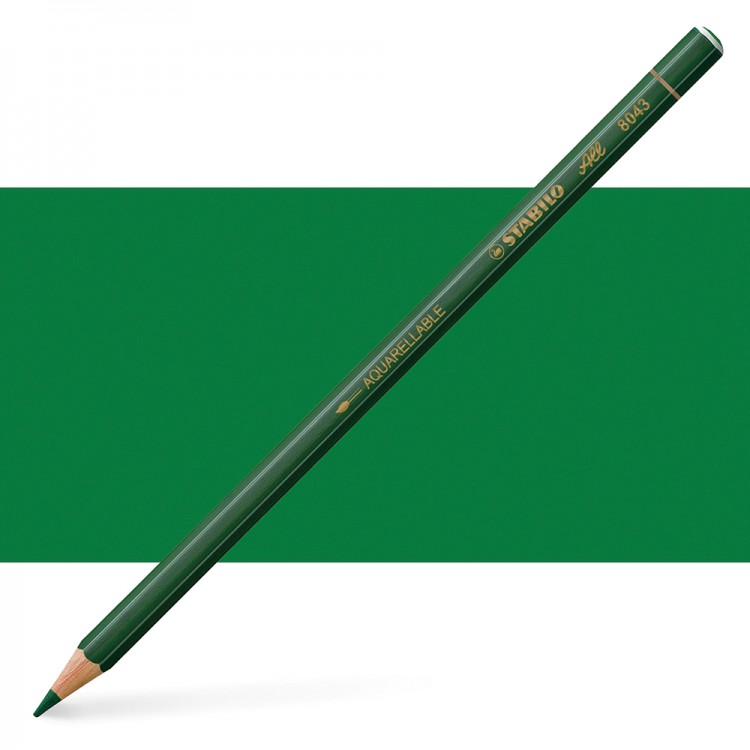 Stabilo : All Surface Pencil : Green