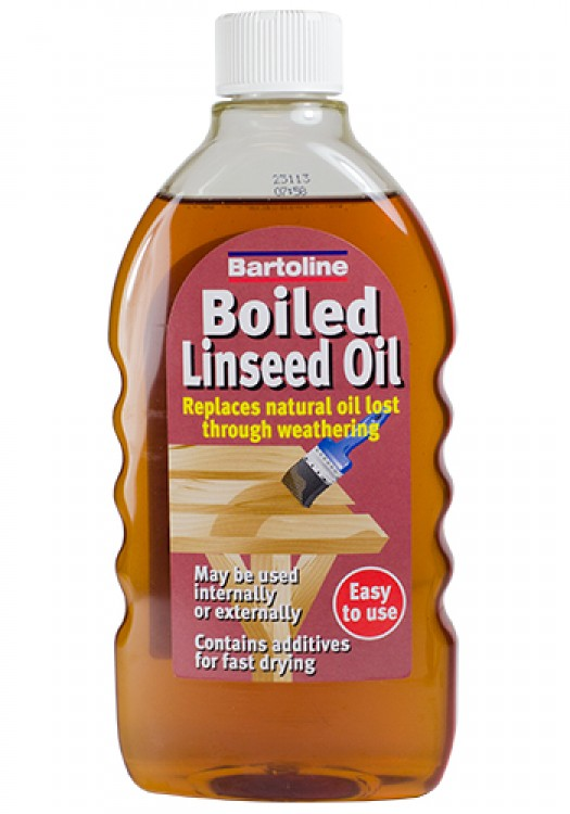 Bartoline : Boiled Linseed Oil : 500 ml