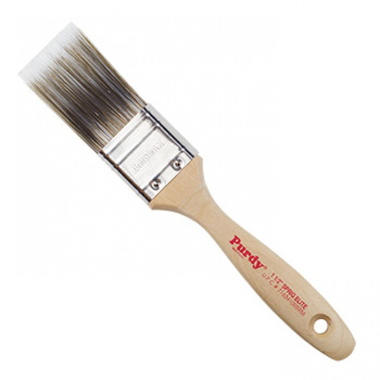Purdy : Monarch Elite : Synthetic Flat Decorating Brush : 1.5 inch
