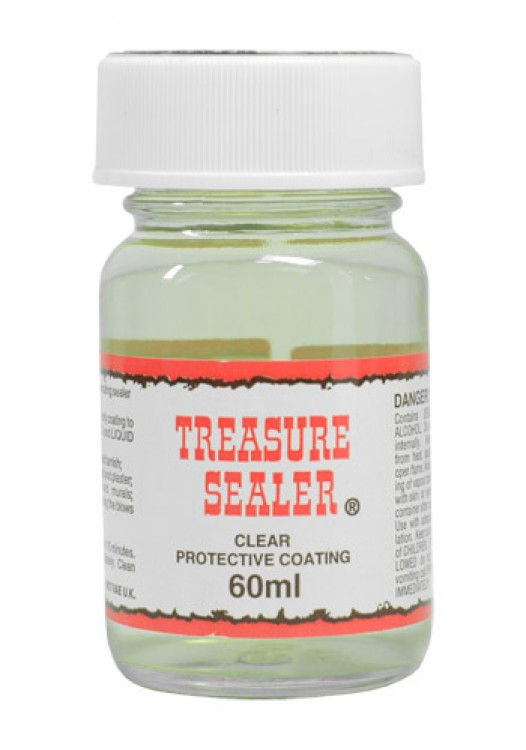 Treasure Gold : Treasure Sealer : Ship By Road Only