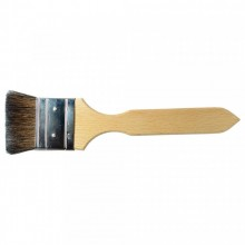 Handover : Pure Squirrel Hair Flat Lacquer Brush