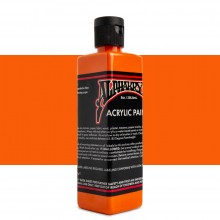 Alphakrylik : Signwriting Acrylic: dark orange : 236ml