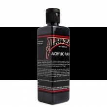 Alphakrylik : Signwriting Acrylic: Jet Black : 236ml