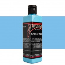 Alphakrylik : Signwriting Acrylic: Light Blue : 236ml