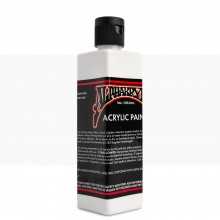 Alphakrylik : Signwriting Acrylic: Ultra White : 236ml