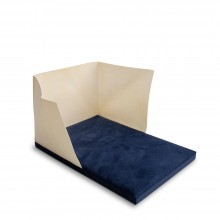 Handover : Gilders Cushion : Professional with Parchment Shield : Colour May Vary