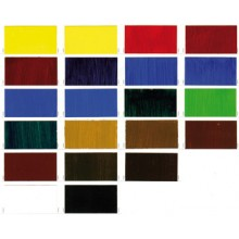 Jackson's : Artist Oil : Hand Painted Colour Chart