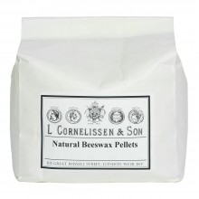 Cornelissen : Beeswax Natural Pellets : 500g