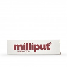 Milliput : Epoxy Resin : 113.4g : Terracota : Versatile Putty Can Be Sculpted