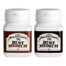 Turner : Milk Paint : Rust Medium : 100ml : Pack of 2