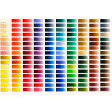 Old Holland : Classic Oil Paint : Printed Colour Chart
