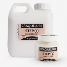 Applicraft : Craquelure Bases : Water Based