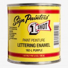 One Shot : Signwriting Enamel : Gloss