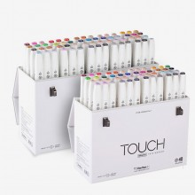 ShinHan : Touch Twin BRUSH Pen Sets