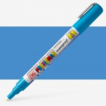 Kuretake : Zig : Posterman Chalk Board Marker : Fine (1mm Nib) : Light Blue