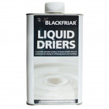 Blackfriars : Liquid Driers/Terebine : 500ml