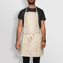 Mapac : Canvas Artists Apron
