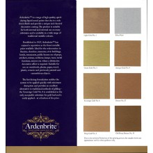 Ardenbrite : Colour Chart