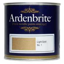Ardenbrite : Metallic Water-Based Paints