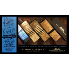 David Kynaston : Roman & Copperplate Brush Set