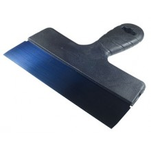 RTF Granville : Caulking Tool : Steel Blade and Black Plastic Handle : 350mm