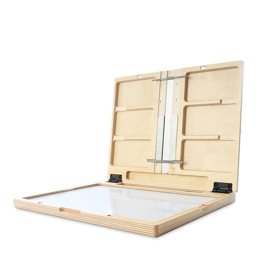 New Wave : U.GO : Plein Air : Anywhere : Pochade Box : 11x14.5in