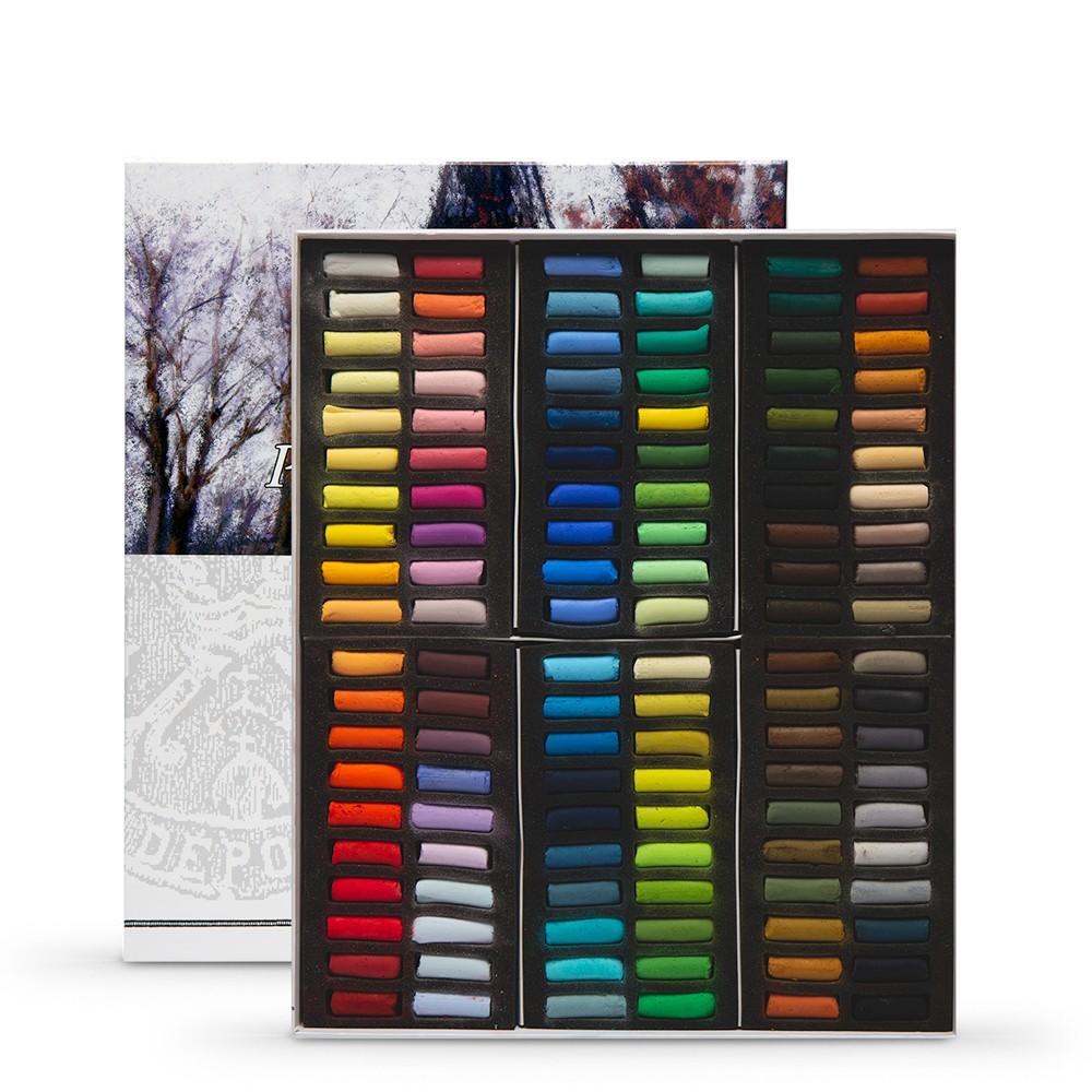 Sennelier : Soft Pastel : Half Stick : Set of 120 : Paris
