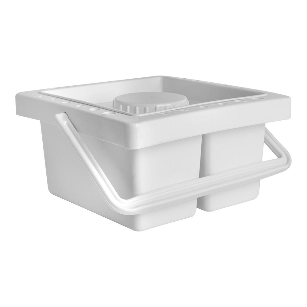 Studio Essentials : Plastic Brush Washer and Water Pot