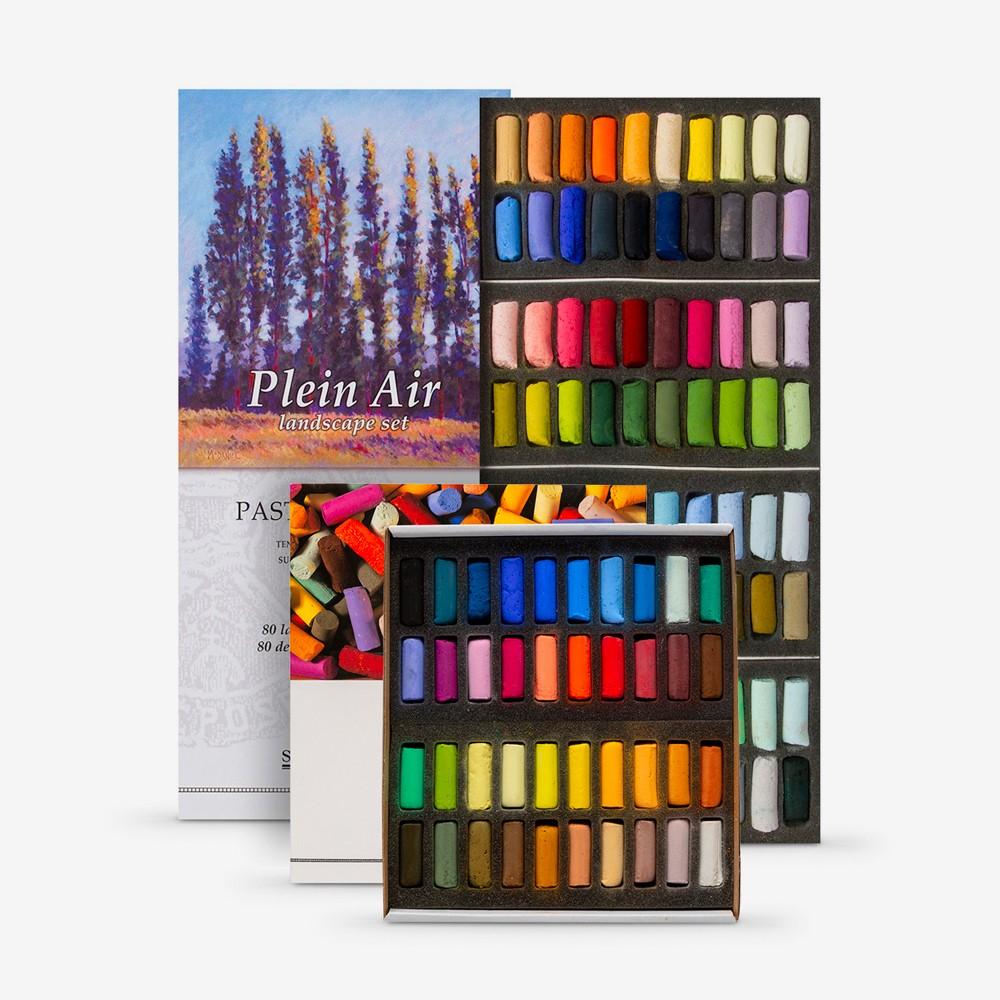 Sennelier : Soft Pastel Sets : Half Sticks