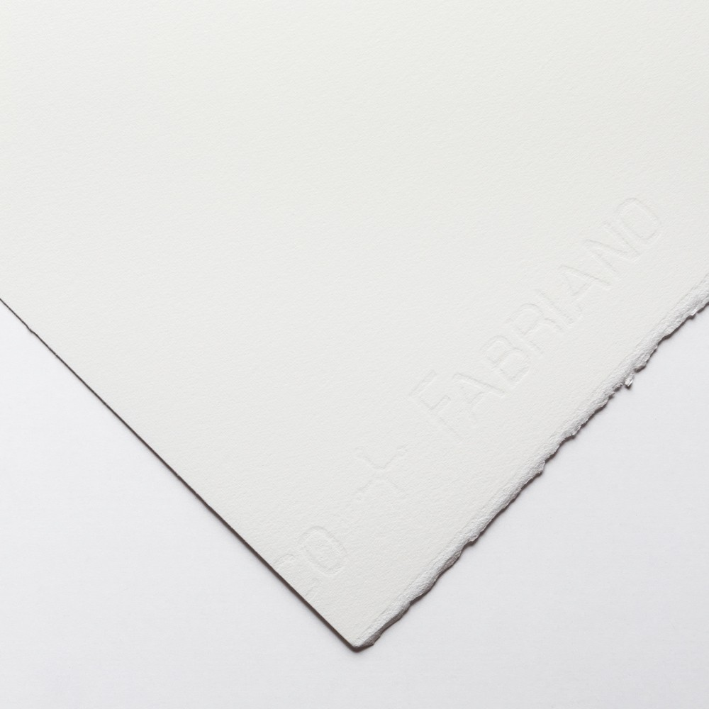 Fabriano : Artistico : 300gsm : 22x30in : 1 Sheet : Extra White : HP