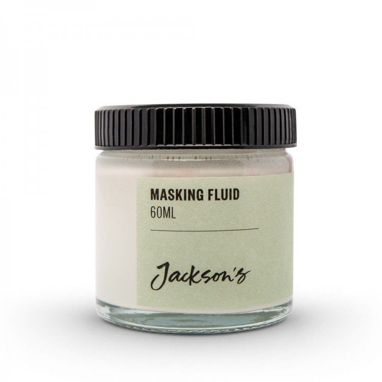 Jackson's : Masking Fluid : 60ml