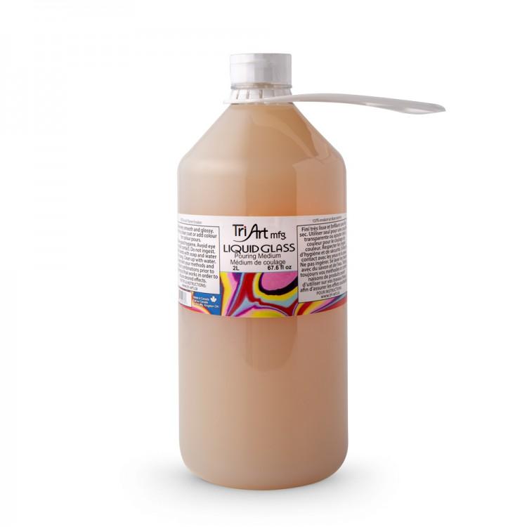 Tri-Art : Liquid Glass : Pouring Medium : 2000ml