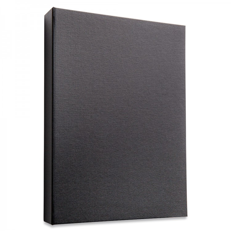 Jackson's : Professional A4 Archival Black Lined Box : 37mm Depth