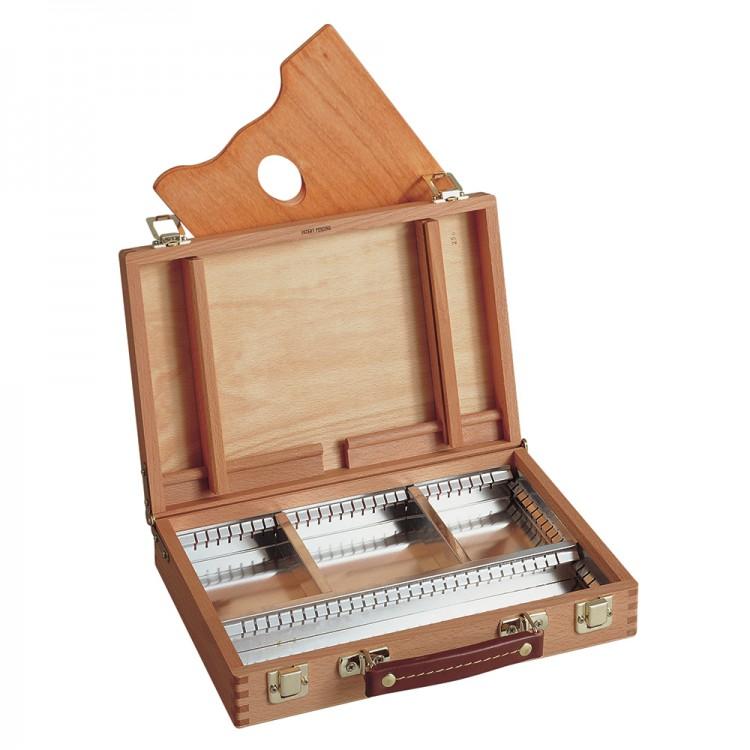 Mabef : Artist Box : 8x12in (Inside dimensions box closed)