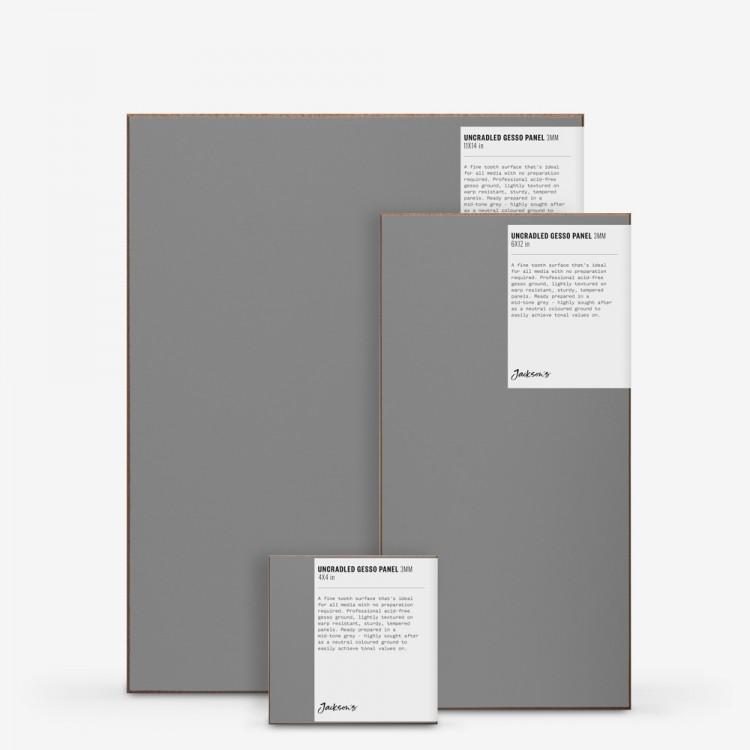 Jackson's : 3mm Uncradled Gesso Panel