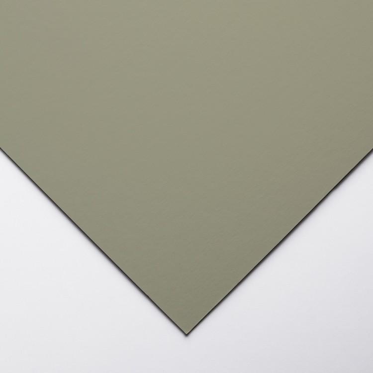 Clairefontaine : Pastelmat : Pastel Paper : Sheet : 50x70cm : Dark Grey