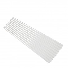 Jackson's : Transparent Plastic Brush Head Protector : 5.2x250mm : Pack of 10