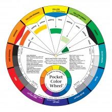 Color Wheel Company : Pocket Color Wheel 5 1/8 inch diameter