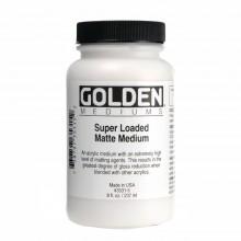 Golden : Super Matte Medium : 236ml