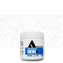 Holbein : White Acrylic Gesso : 330ml : (LL) Very Coarse Texture