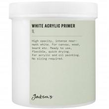 Jackson's : Acrylic Primer : 1 litre