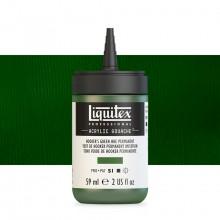 Liquitex : Professional : Acrylic Gouache : 59ml : Hooker's Green Hue Permanent