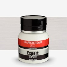 Royal Talens : Amsterdam Expert : Acrylic Paint : 400ml : S1 : Zinc White