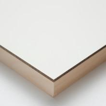 Ampersand : Encausticbord Panel : Cradled 22mm : 8x8in