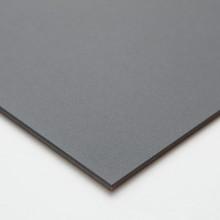 Ampersand : Pastelbord Panel : Gray : 8x10in